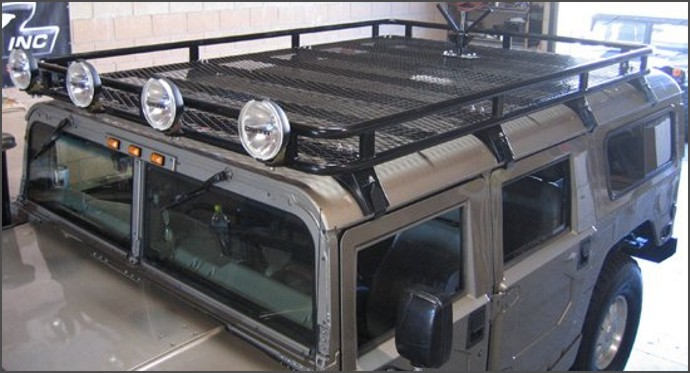 Safari Roof Rack Hummer H1 Accesorio Hummer