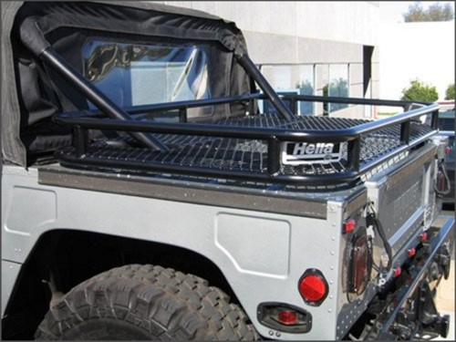 Bed Rack Hummer H1 Accessory Hummer Accessories Spares Europe Pieces